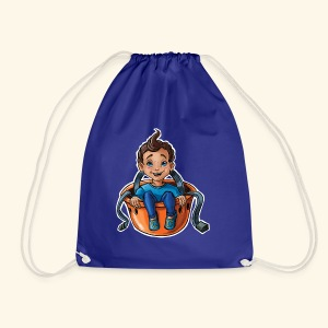 Little baby climber 10 - Drawstring Bag