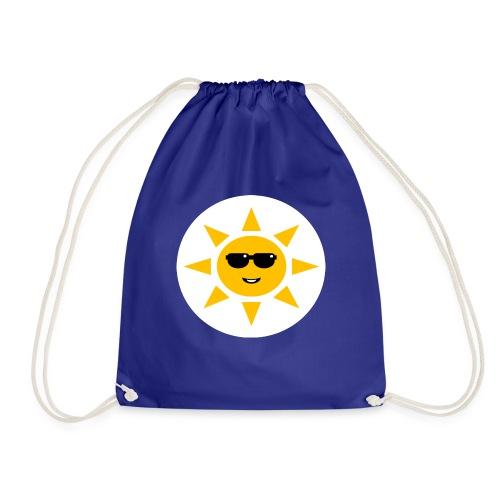 Sonne - Turnbeutel