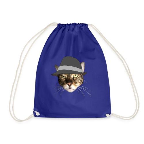 george hat - Drawstring Bag