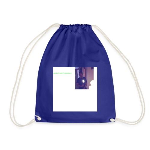 Abid Ahmed productions2 - Drawstring Bag