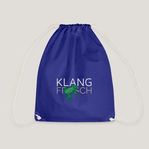 Klangfrosch - Turnbeutel