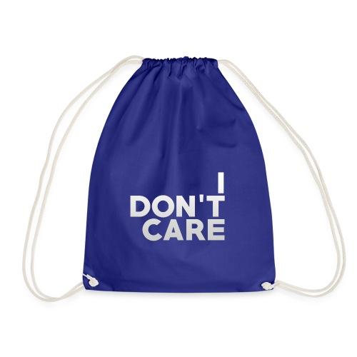 I don't care. - Turnbeutel
