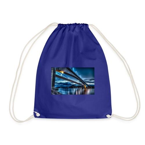 kristiansand yorkers - Drawstring Bag