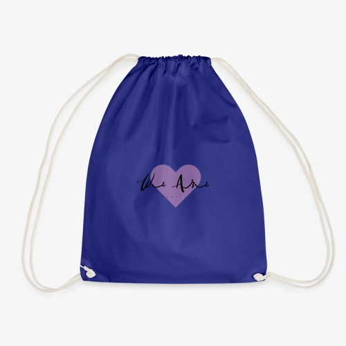 We are family - Drawstring Bag
