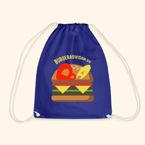 BA logolink200dpi - Drawstring Bag