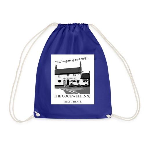 The Cockwell Inn - Drawstring Bag