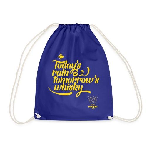 Today s Rain - Drawstring Bag