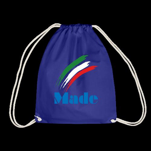 Italy Made - Sacca sportiva