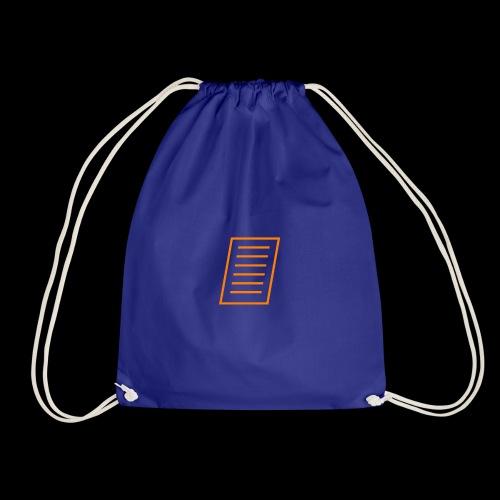 Paper - Drawstring Bag