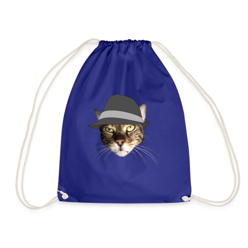 george hat - Drawstring Bag