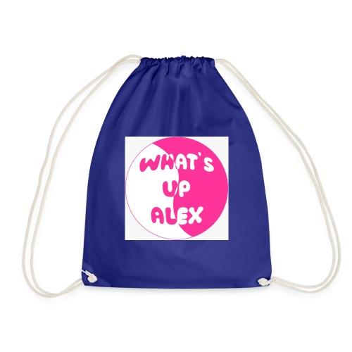 45F8EAAD 36CB 40CD 91B7 2698E1179F96 - Drawstring Bag