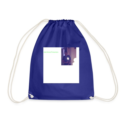 Abid Ahmed productions2 - Drawstring Bag