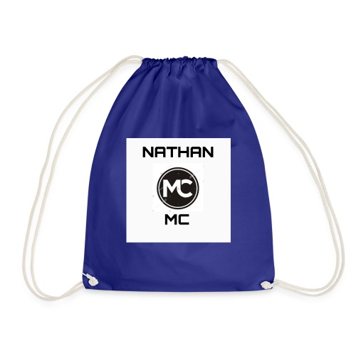 Nathan mc Phonecase - Drawstring Bag