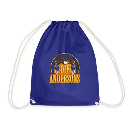Die Andersons - Merchandise - Turnbeutel