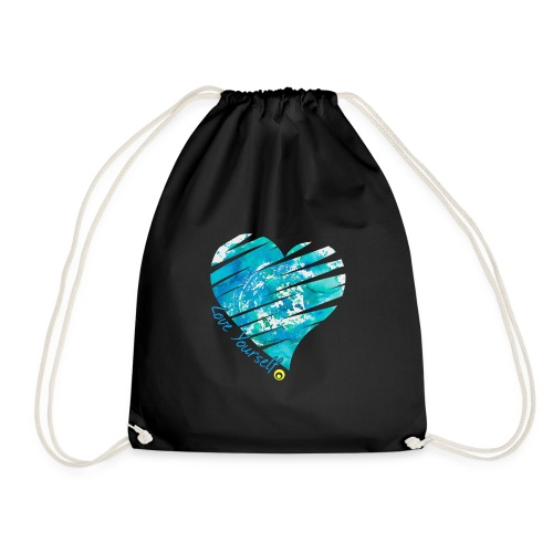Love Yourself Lumowell - Drawstring Bag