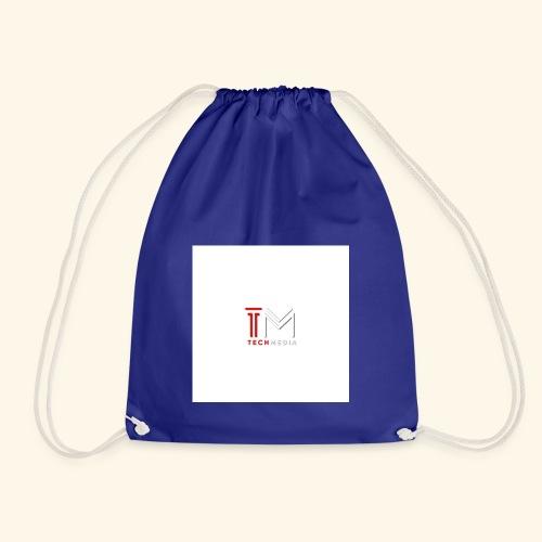 TechMedia - Drawstring Bag