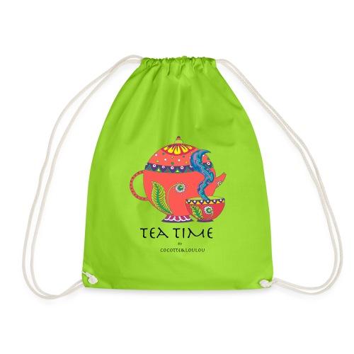 L'heure du thé - Sac de sport léger