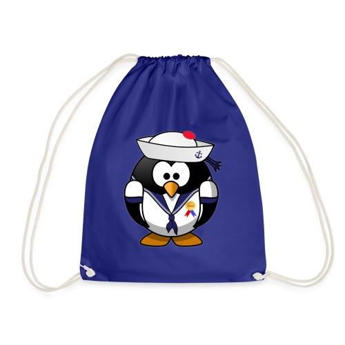 Pingouin Marin d'Amour - Sac de sport léger