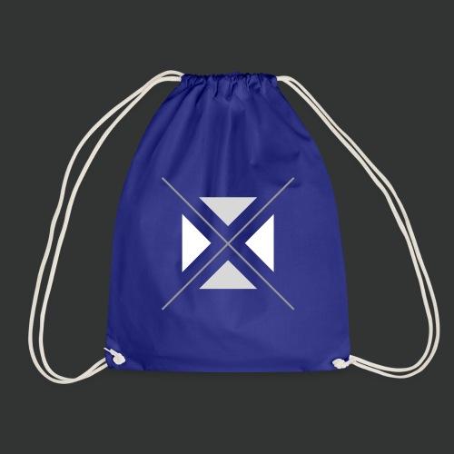 triangles-png - Drawstring Bag