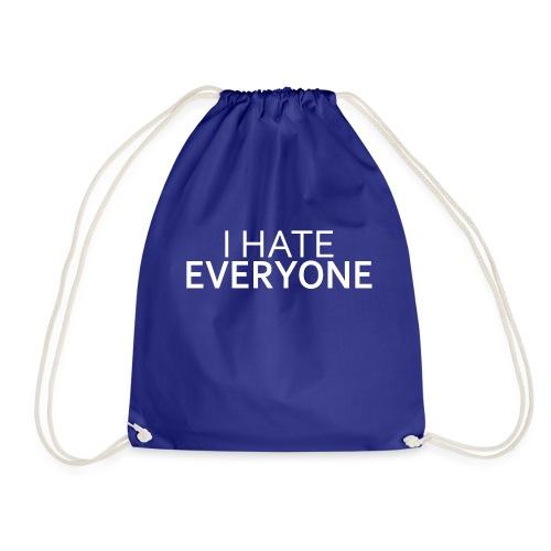 I Hate Everyone - Sacca sportiva