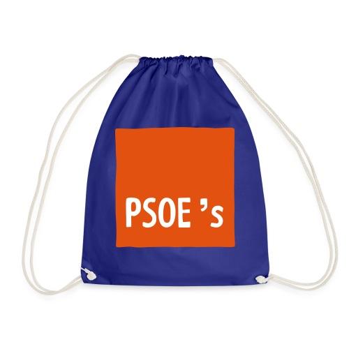 PSOEs - Mochila saco