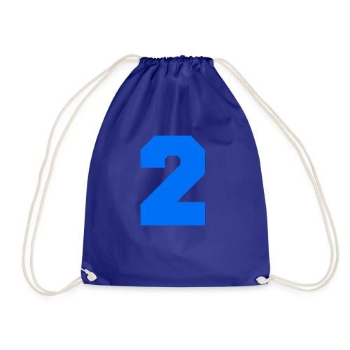 #2 HOODIE - Drawstring Bag