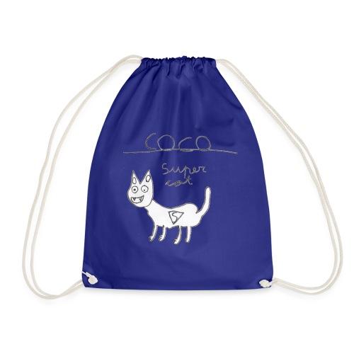 Super cat - Mochila saco