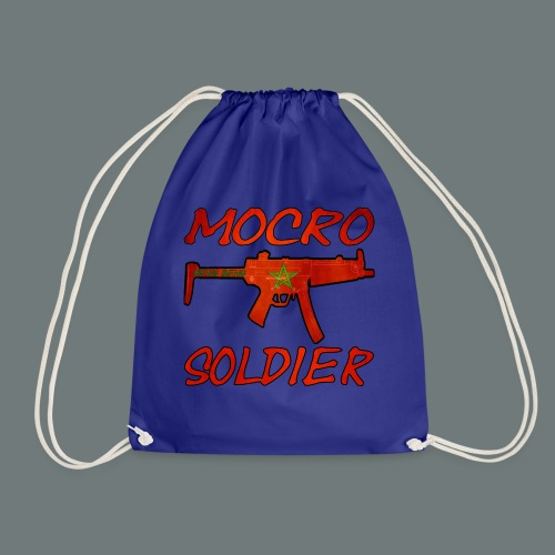 Mocro Soldier Trui (Heren) - Gymtas