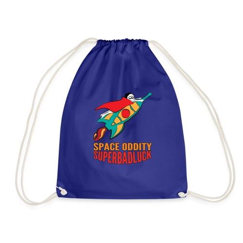 superbadluck- SPACEODDITY - Sacca sportiva