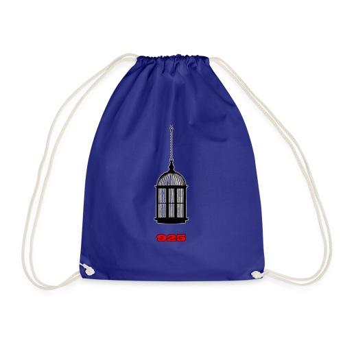 925 Birdcage - Drawstring Bag