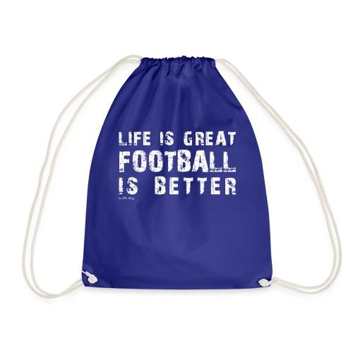 IFLMshirt_Life - Sacca sportiva