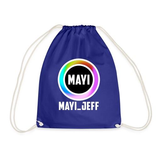 Mayi_Jeff - Men T-Shirt - Drawstring Bag