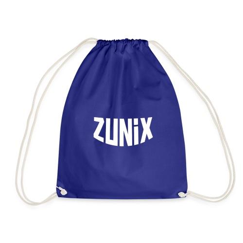 Zunix T-Shirt Man Logo Big - Gymtas