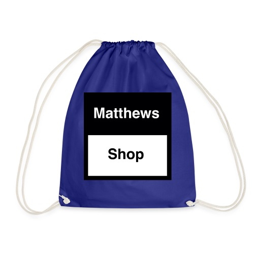 Matthews Shop T-shirt - Gymtas
