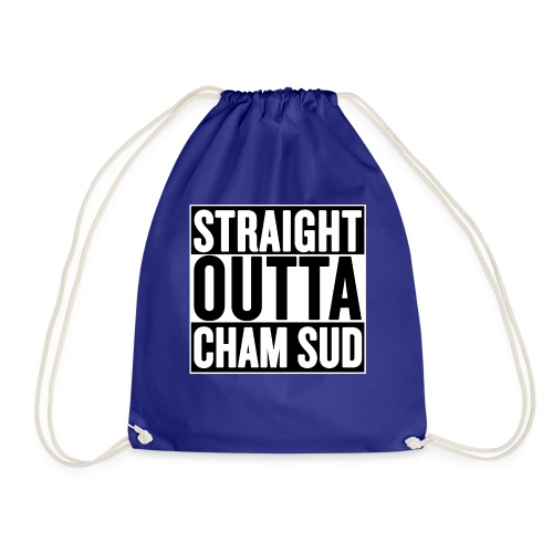 STRAIGHT OUTTA CHAM SUD - Gymnastikpåse