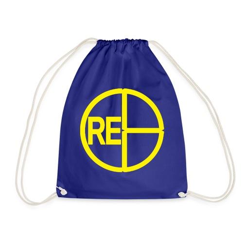 CRE8Yellow - Drawstring Bag
