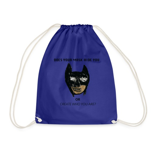 MASK - Drawstring Bag