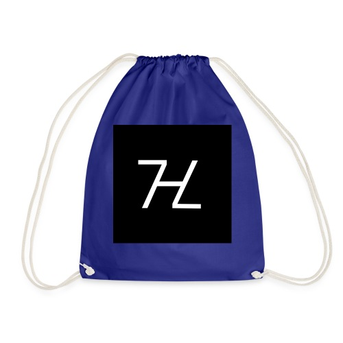 Halle7 Logo - Turnbeutel