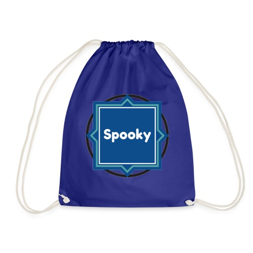 Spooky Merch #2 - Drawstring Bag