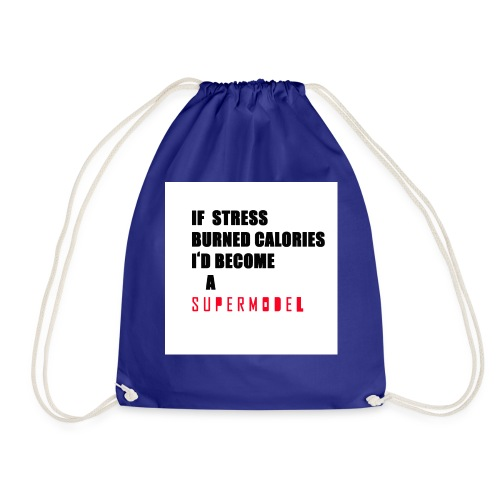 supermodel - Drawstring Bag
