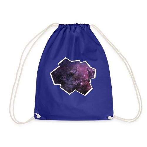 Space window - Drawstring Bag
