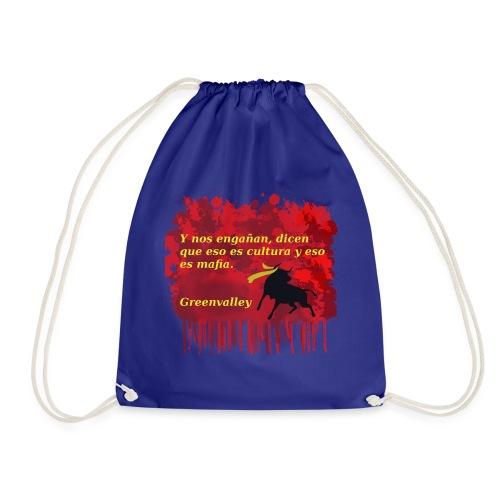Tauromaquia - Mochila saco