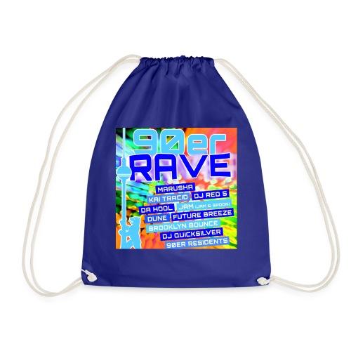 90erRave - Turnbeutel
