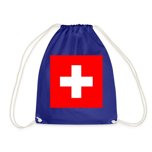 Flag_of_Switzerland - Turnbeutel