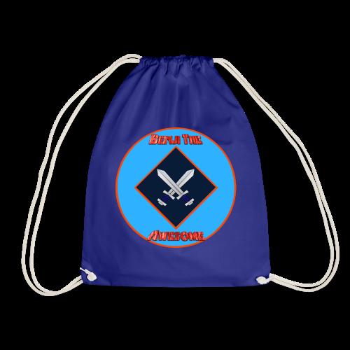 Benji The Awesome - Drawstring Bag