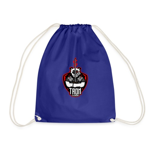 Tron-Gaming-Logo-Transparent - Turnbeutel