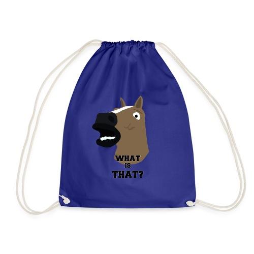 WHAT IS THAT? - Drawstring Bag