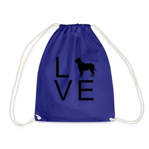 Dog Love 7 - Turnbeutel