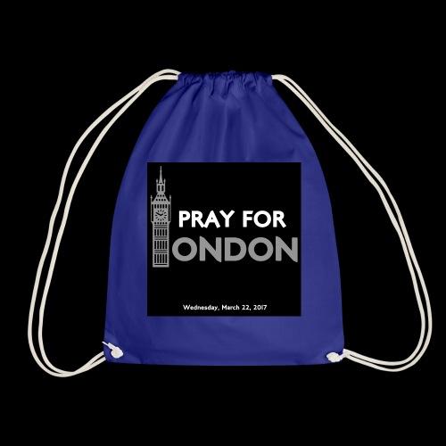 PRAY FOR LONDON - Sac de sport léger
