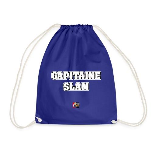 CAPITAINE SLAM - JEUX DE MOTS - FRANCOIS VILLE - Sac de sport léger